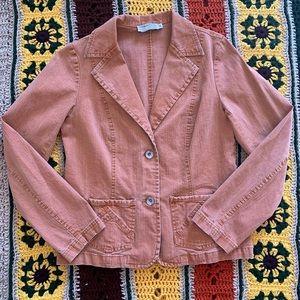 Tribal Jeans jacket